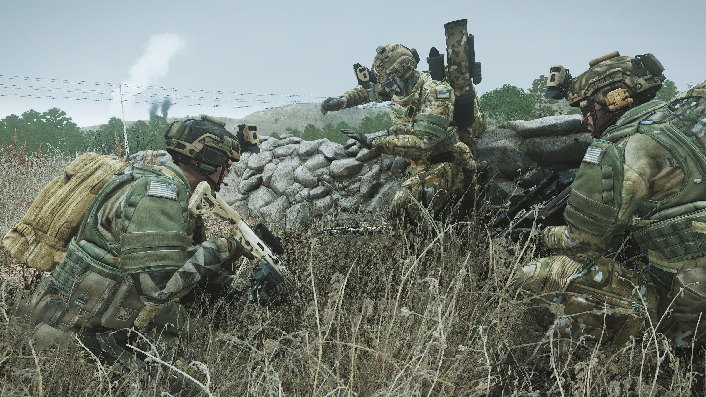 AhoyWorld | ArmA 3 Gaming community